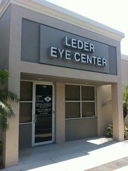 Leder Eye Center - West Palm Beach , Jupiter , Port St Lucie